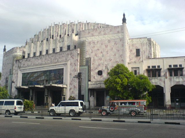 Famous Architecture Buildings In The Philippines metropolitan theater manila philippines - one of the old iconic