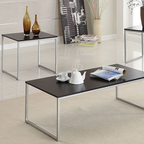 Monarch 3 pc Coffee and End Table Set $335 00