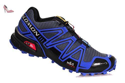 chaussure trail running homme salomon speedcross 4 noir usa