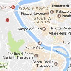 Interaktiver Stadtplan Von Rom Mit Bildern Rom