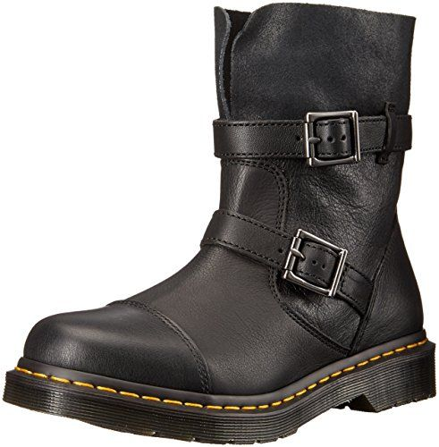 Dr Martens Women S Kristy Motorcycle Boot Black 6 Uk 8 Https Www Amazon Com Dp B012q27xiq Ref Cm Sw R Pi D Boots Leather Fashion Boots Boot Shoes Women