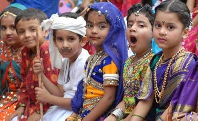 Fancy dress images in india