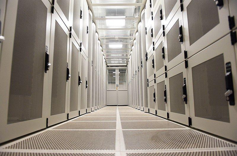 In Frankreich arbeitet das erste Rechenzentrum mit Energiespeicherung