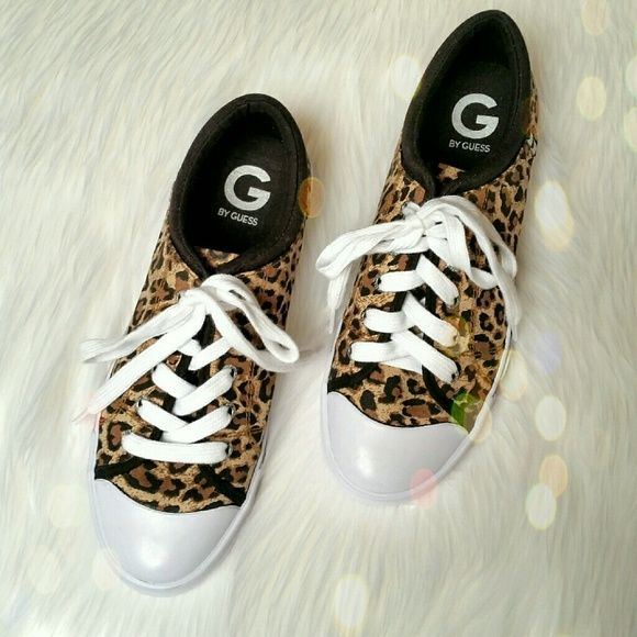 G by Guess Leopard Sneakers | Leopard