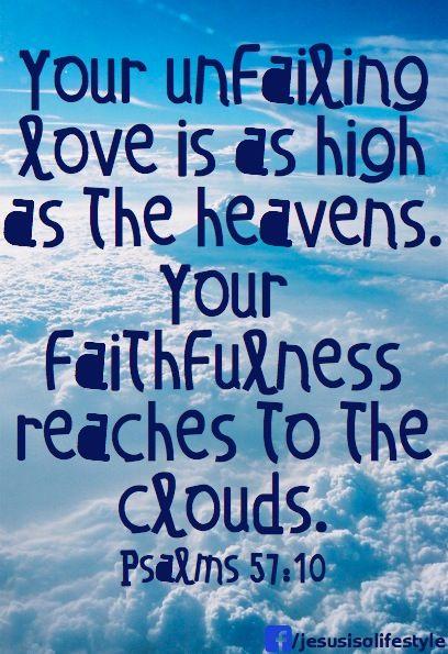 No one loves like God does. No one. facebook.com/jesusisalifestyle