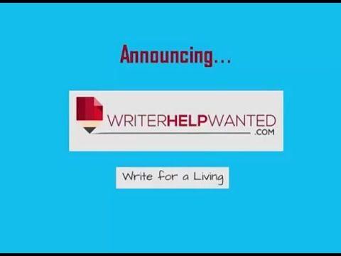 writerhelpwanted (affiliate) Writer Help Wanted review is about helping people write for a living. Writer Help Wanted will help find t...  http://18657n1hp63pbm6n2dwds4t9vl.hop.clickbank.net/  https://writerhelpwanted.wordpress.com/  http://bit.ly/1UZLxAL