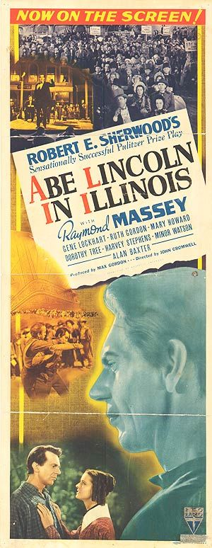 Download Abe Lincoln in Illinois Full-Movie Free