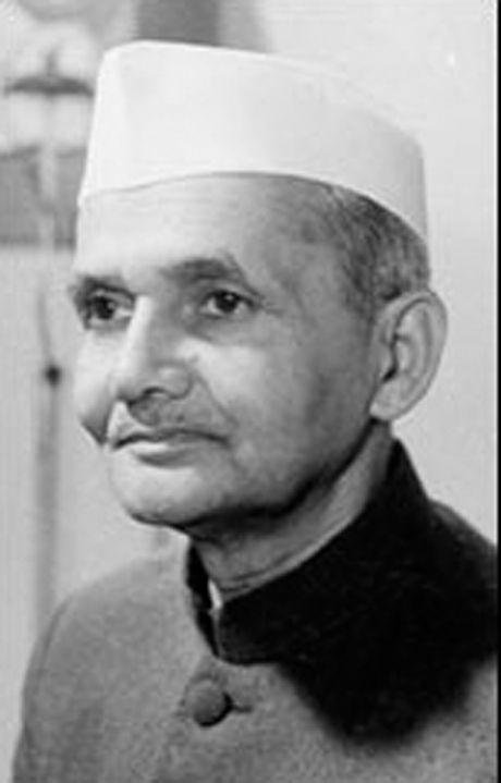 fbfcd05ae18e1 Lal Bahadur Shastri (1904 - 1966)