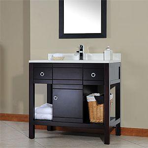 Google Image Result For Http Content Costco Com Images Content Product 410243 Jpg 36 Inch Bathroom Vanity Bath Vanities Guest Bathroom Remodel