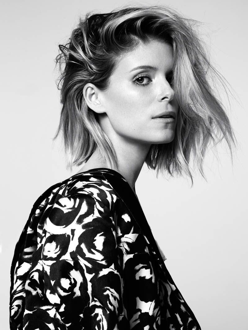 Kate Mara Stars in Glamour UK by Alisha Goldstein
