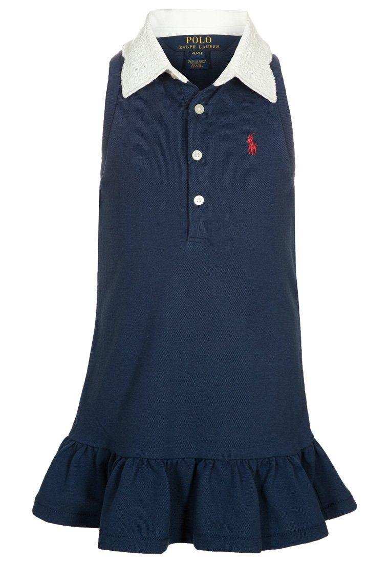 Polo Ralph Lauren Sukienka Koszulowa Rustic Navy Zalando Pl Polo Ralph Lauren Polo Ralph Fashion