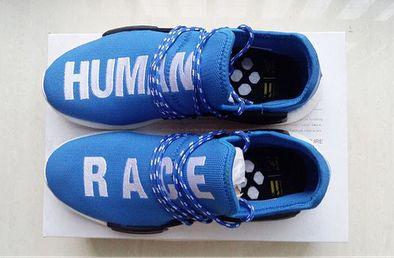 8e8f6c161 Rp.700.000 Adidas NMD Human Race x Pharel Blue White Size  4041 1 ...