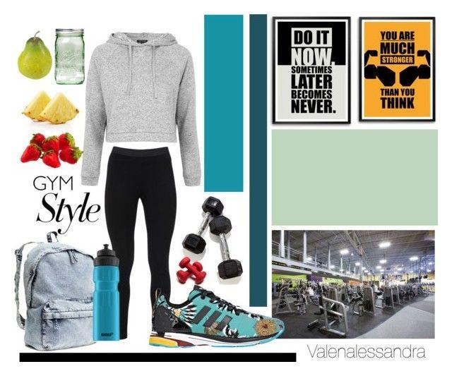 """Gym"" by valenalessandra on Polyvore"