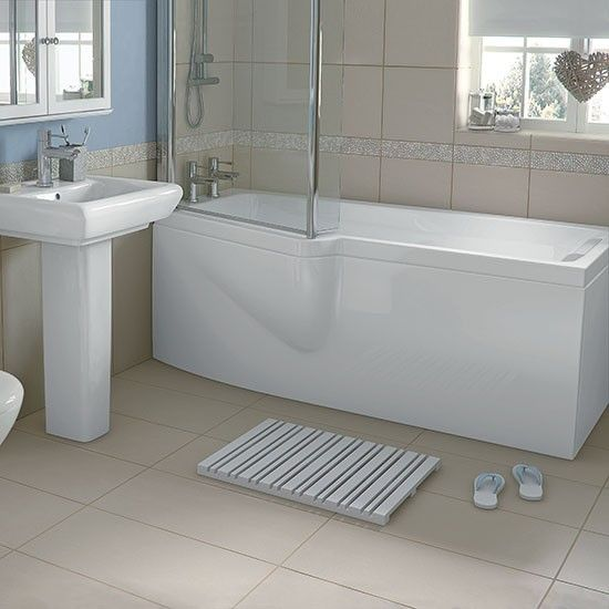 olney shower bath from homebase bathroom fittings bathroom photo gallery ideal - Bathroom Tiles Homebase