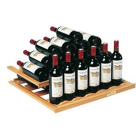 Extra Half Shelf for Transtherm Wine Cellars | #6984 by Transtherm. $55.00. Ships 3-5 Days. Also included are shelf ID labels so that you can categorize your wines. Each Transtherm Cellar can hold from 8-12 additional shelves. Double Ermitage and Double Castel models can hold from 16-24 additional shelves. Full sliding and storage shelves are also available. Shown at left: Half shelf and fixed shelf. Fixed shelf sold separately.