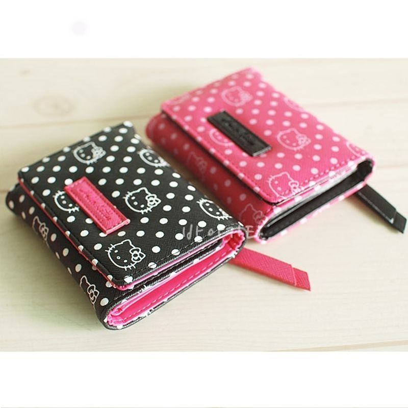 6396892d6ce9 Details about Sanrio Hello Kitty Wallet Purse Cards Holder Case ...