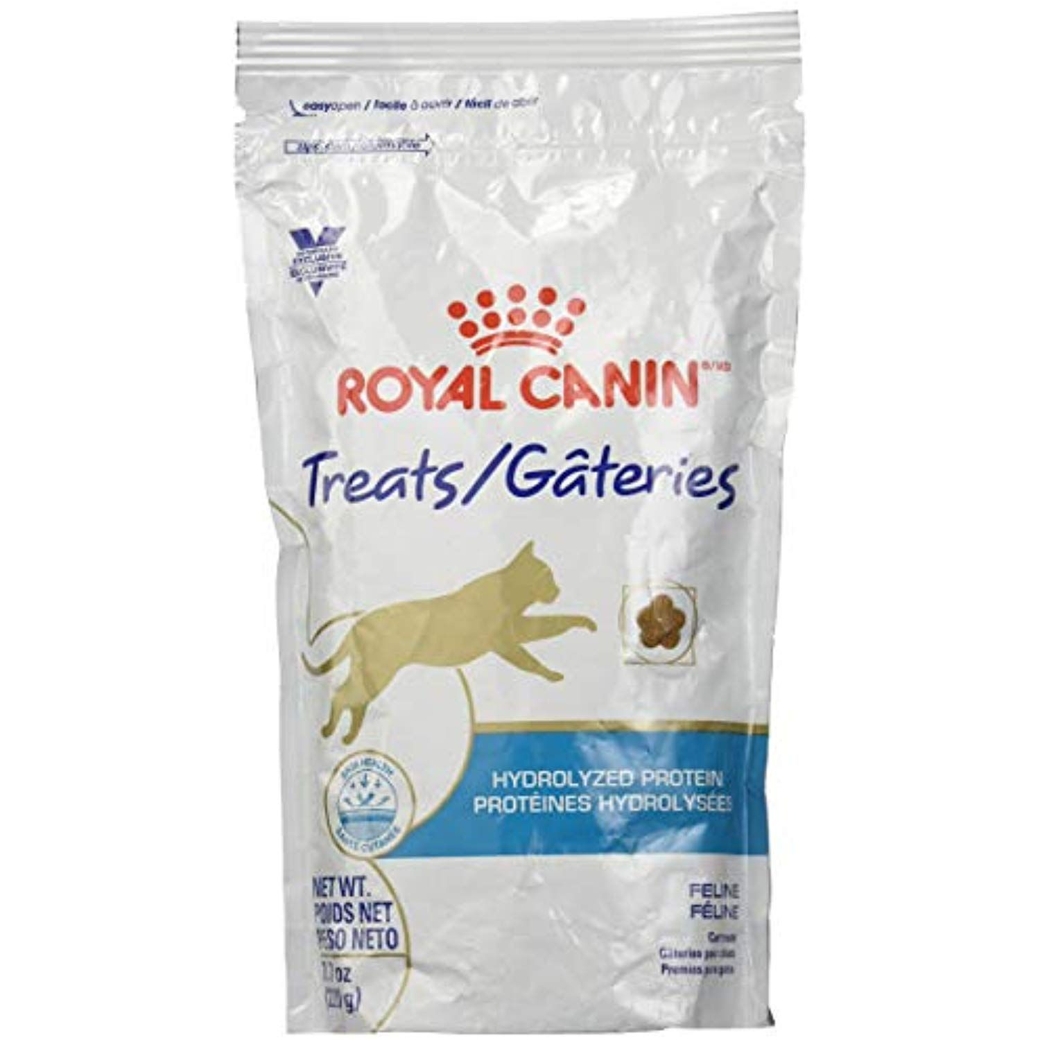 ROYAL CANIN Hydrolyzed Protein Feline Treats (7.8 oz