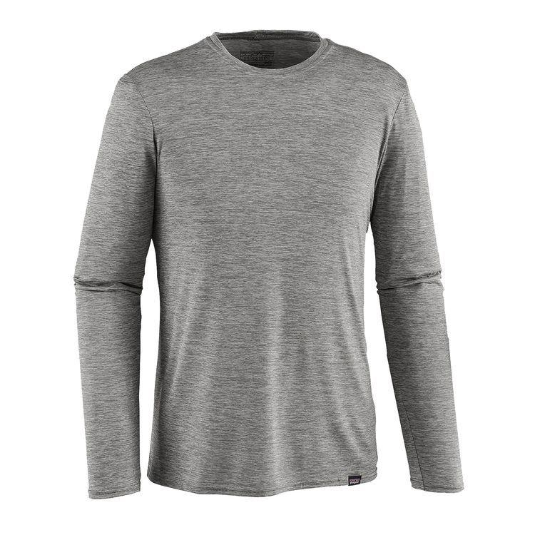 Men's Capilene® Daily Long-Sleeved T-Shirt