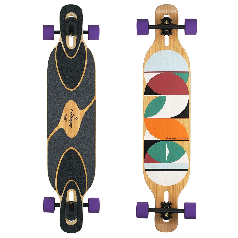 Pin On Loaded Longboards