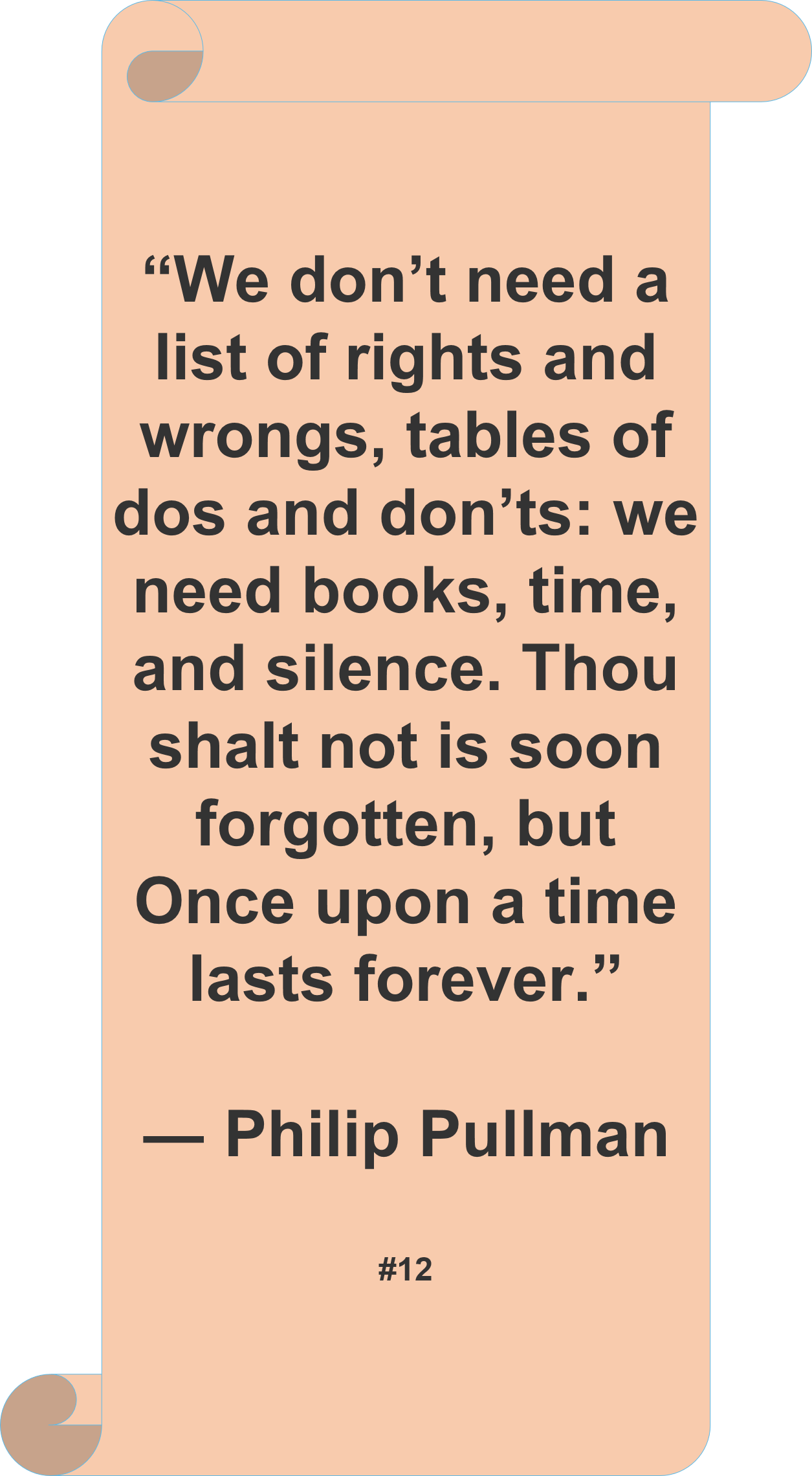 Philip Pullman Quotes Author Of The Golden Comp