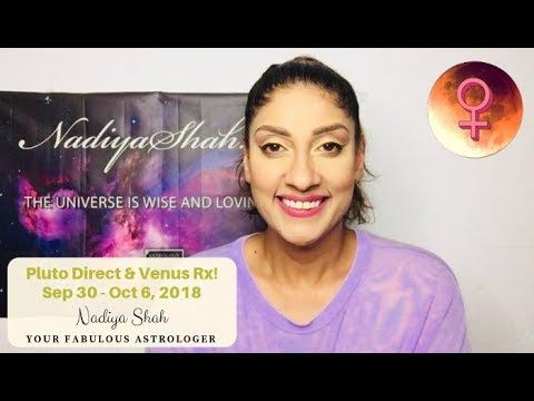 nadiya shah weekly horoscope march 6