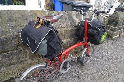 0698c20fa15 S-Bag Saddlebag   Brompton   Bags, Saddle bags, Bike bag