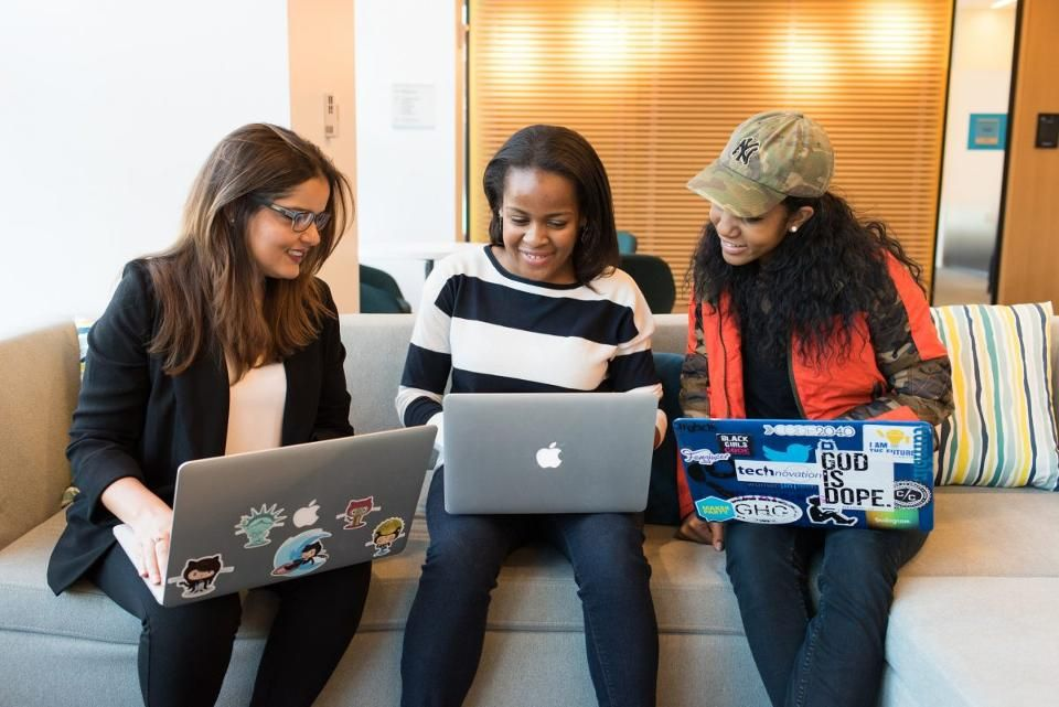 Brookings Report Finds Women Have Sharper Tech Skills Than