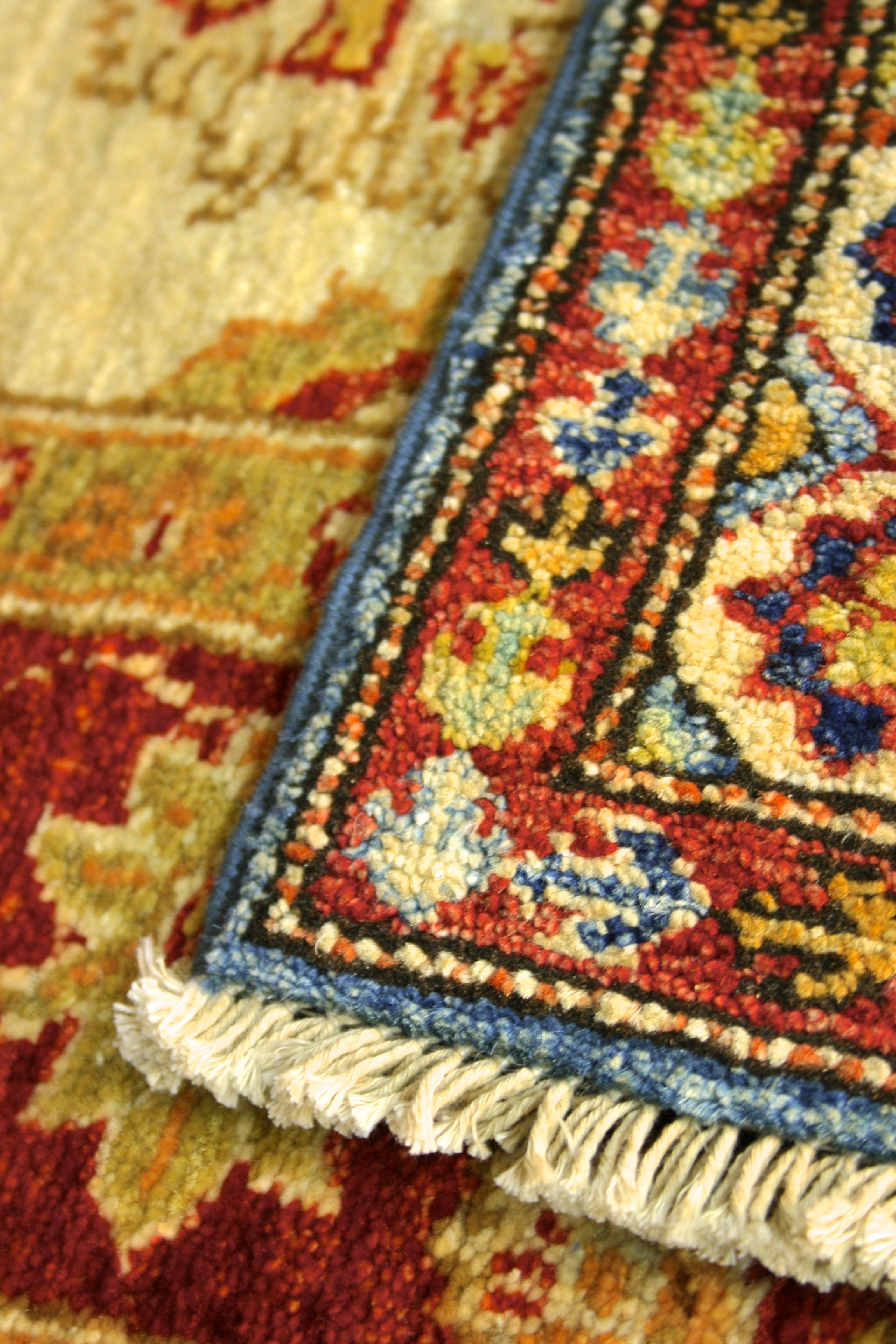 These Tribal Oriental Rugs Kazak Design On Top Of Chobi Design