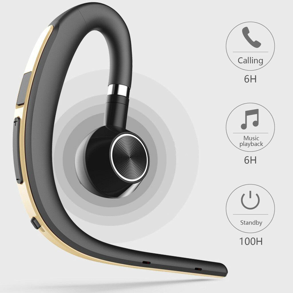 Bluetooth Earpiece Wireless Sports Headphone Sweatproof For Iphone Xr Xs X 8 Lg Id In 2020 Bluetooth Headset Headphones Wireless Sport Headphones Bluetooth Earpiece