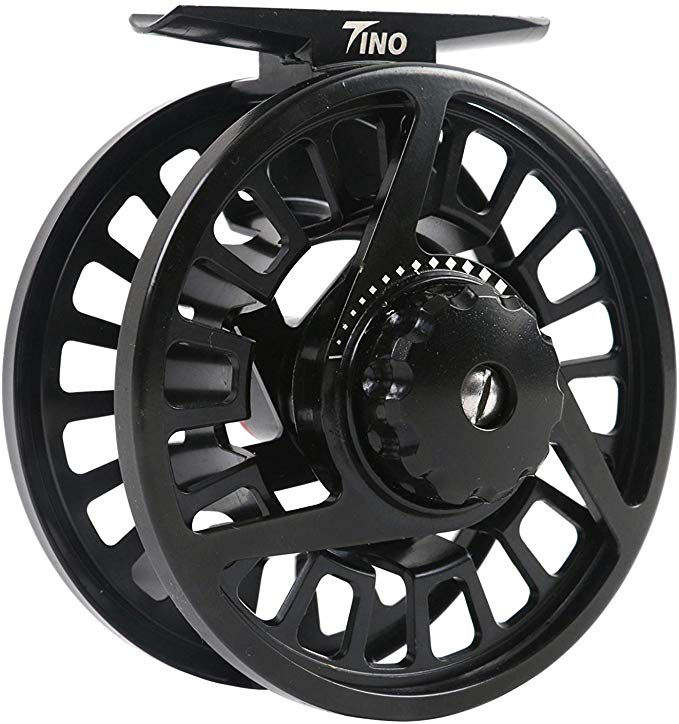 Amazon Com M Maximumcatch Tino Fly Fishing Reel Large Arbor Trout Fly Reel 5 6 7 8 Weight Sports Outdoors Fly Fishing Fishing Reels Fly Reels