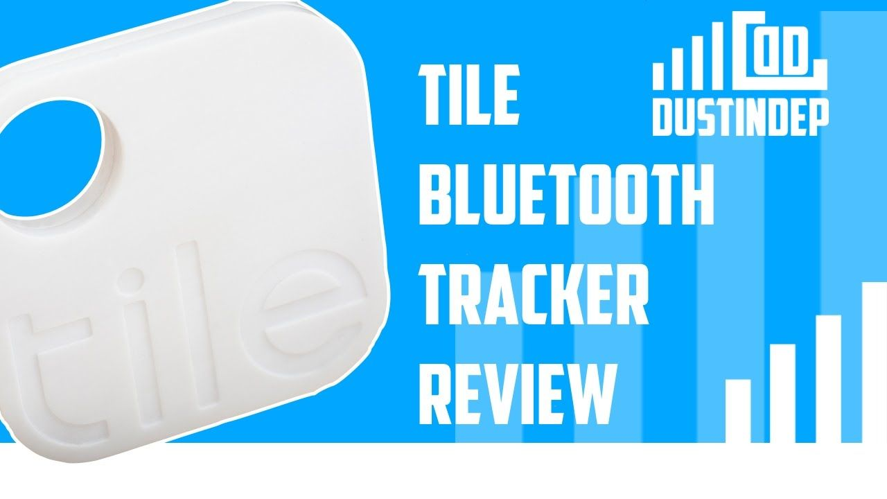 Tile Bluetooth Tracker Unboxed & Review! Check out this BT