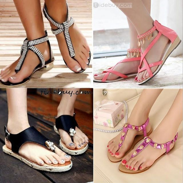 New summer sandals for ladies