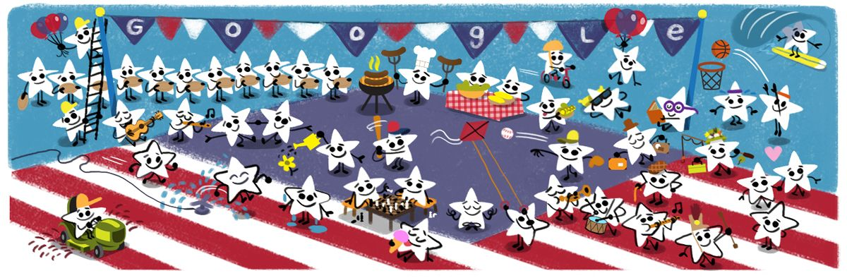 2 Cute ! chubbyjay Politics Google doodle today