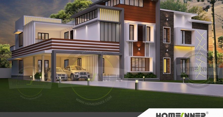 6 Bedroom Luxury Home Design Architectural House Plans Home Design Images House Plans