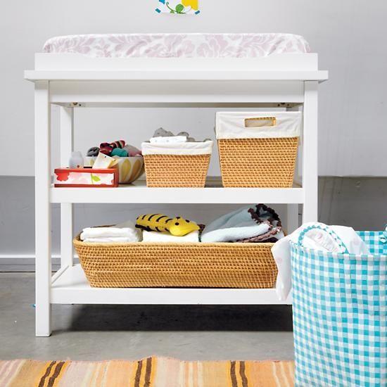 Mueble cambiador de paales y todo lo que necesitas