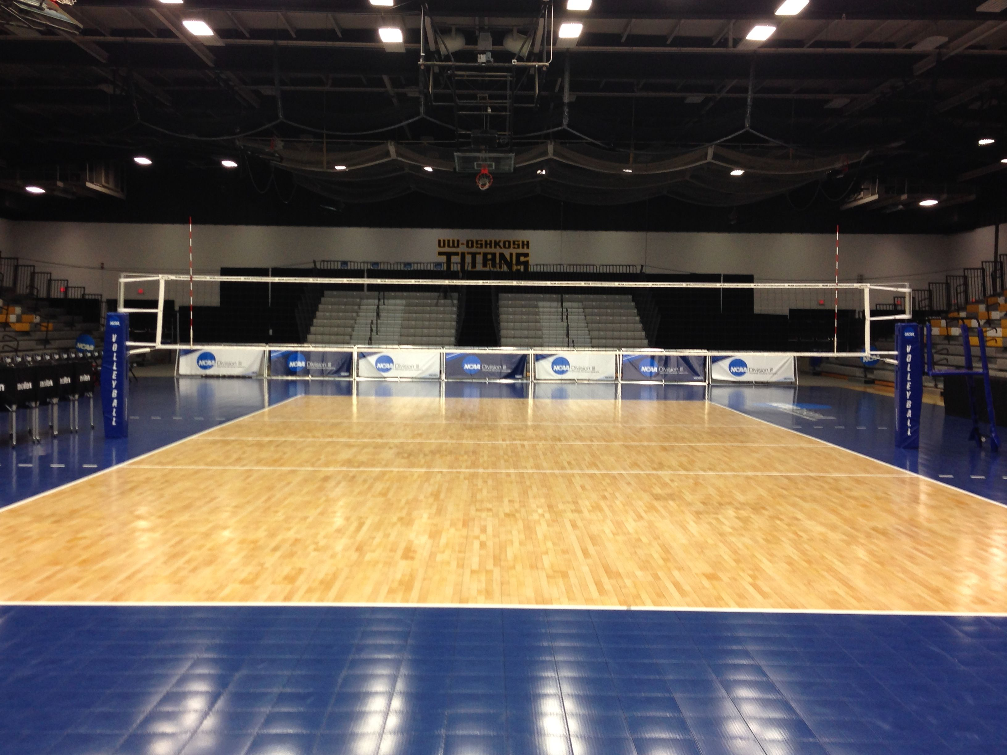 At The Center Of The Ncaa Division Iii Women S Volleyball Championship Ncaavb 2016