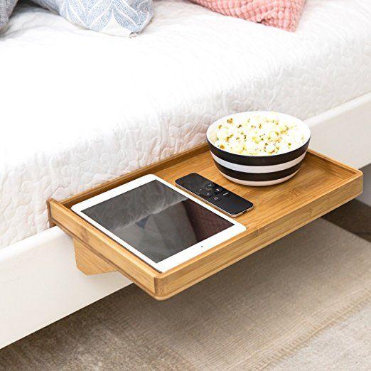 Best Bedshelfie Bedside Shelf Space Saving Nightstand Table 400 x 300