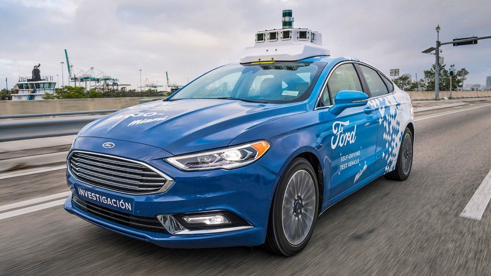 Ford to build electric cars at Mustang plant, autonomous