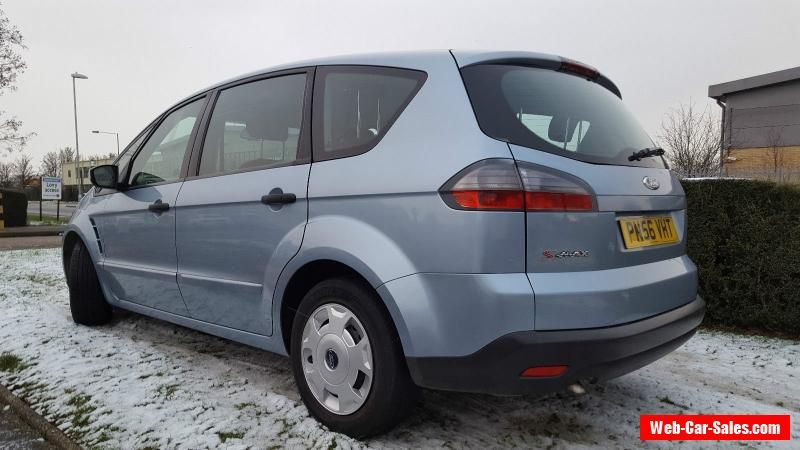 2006 Ford S Max Lx Tdci Spares Or Repairs