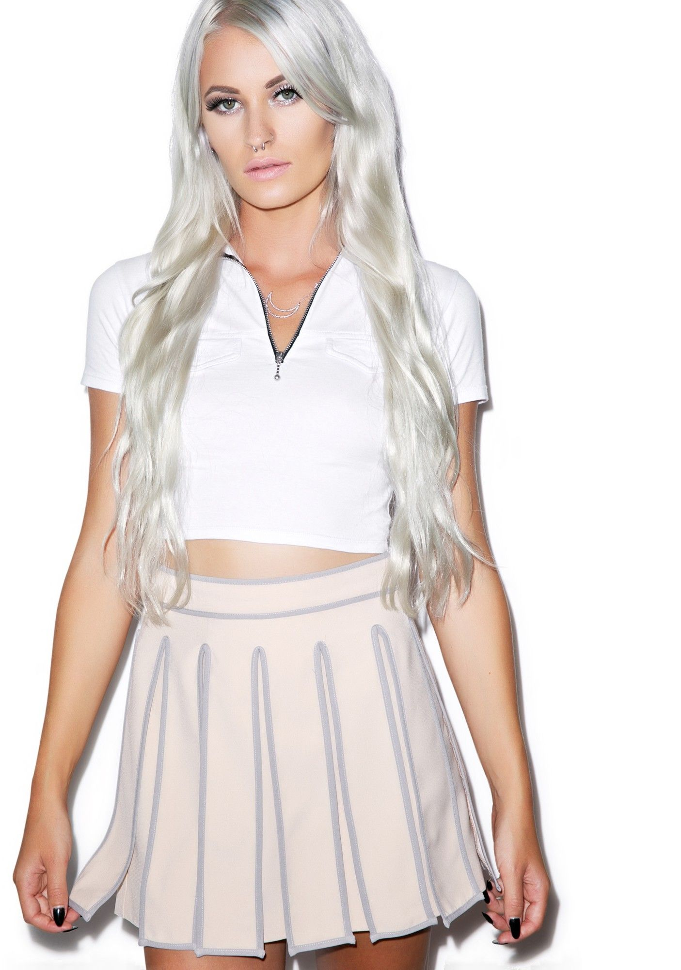 Helen Of Troy Chariot Skirt  Troy Streetwear clothing and Wildfox