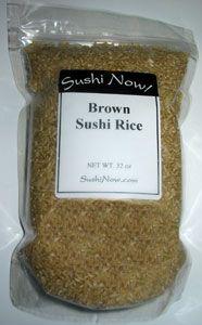 Sushi Now White Sushi Rice