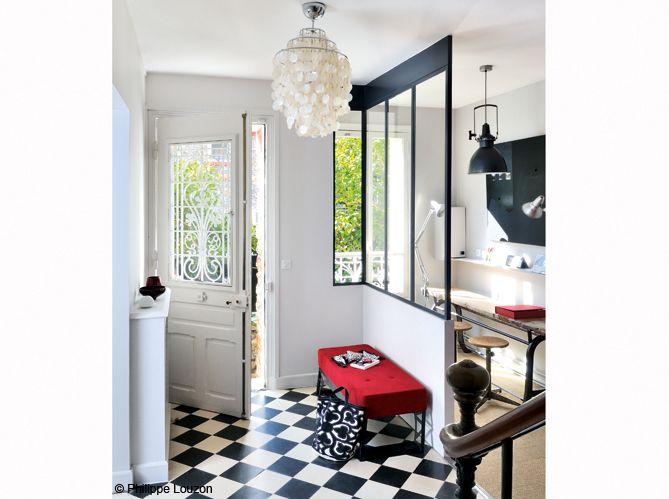 Une Entrée Style Industriel Chic Entrée Pinterest Style - Porte placard coulissante jumelé avec serrurier bourg la reine
