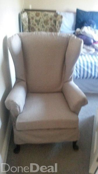 Pair Queen Anne Chairs For Sale In Limerick On Donedeal Queen Anne Chair Antiques For Sale Chair