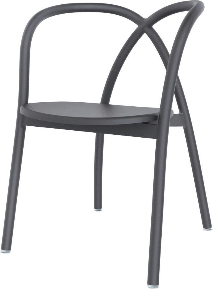Ming Dining Chair I Black