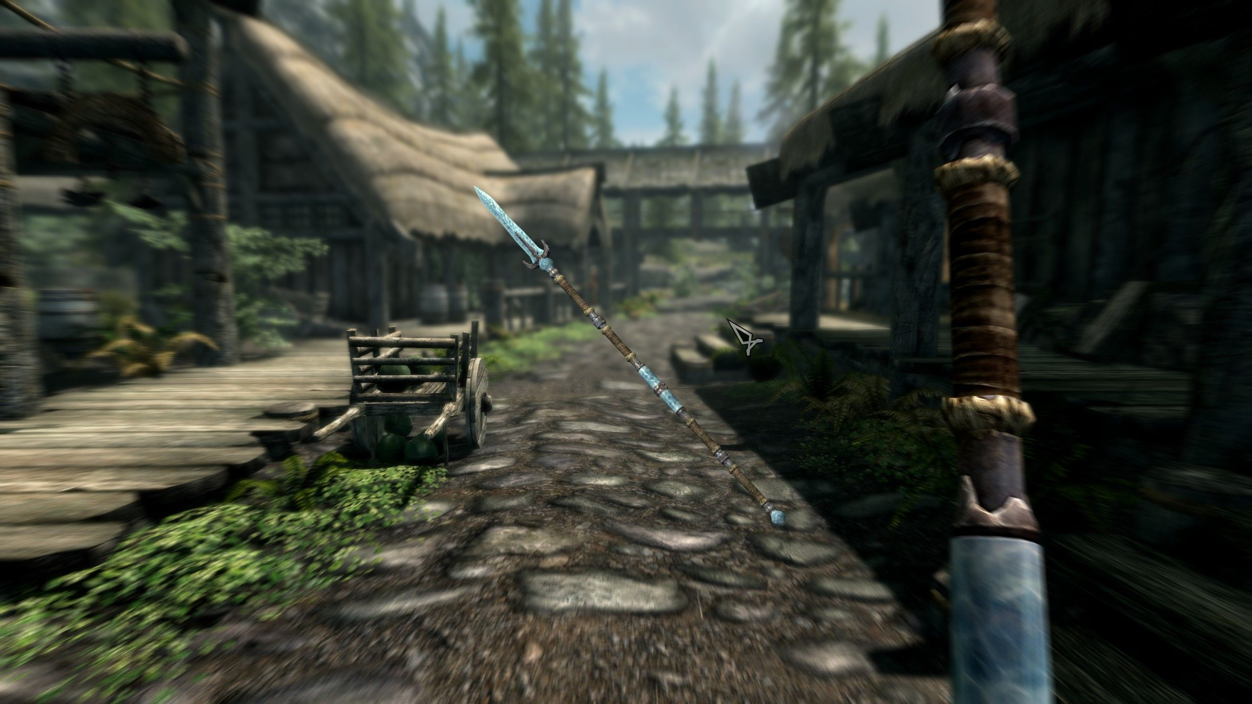 Skyrim SE Expanded Skyrim Weaponry at Skyrim Special Edition