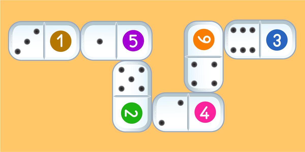 Activites Cartes Dominos Jeu De Domino Educatif Mathematiques
