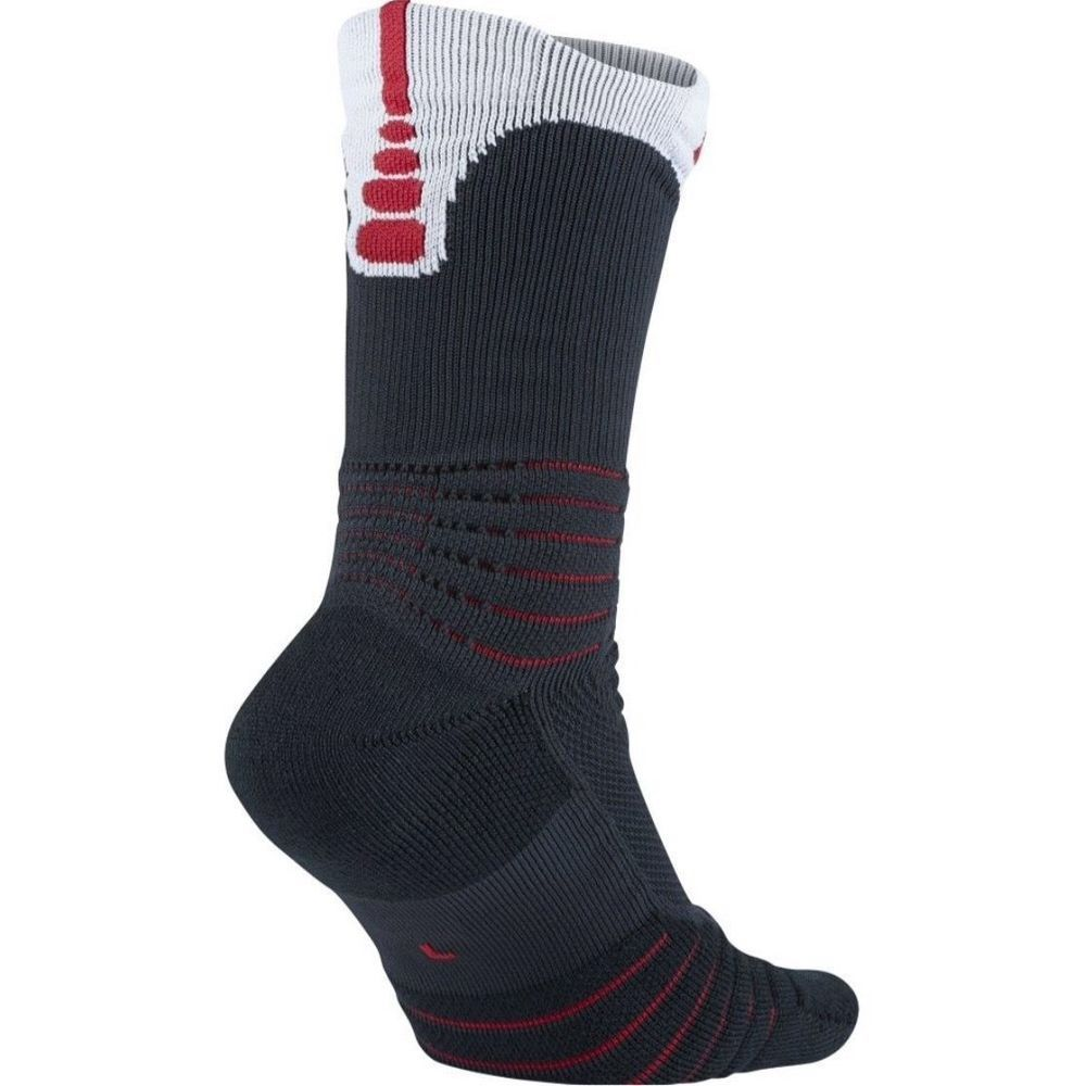 Nike Elite Versatility Crew Socks Navy Red SX5369-475 Sz S  35a5784d77f