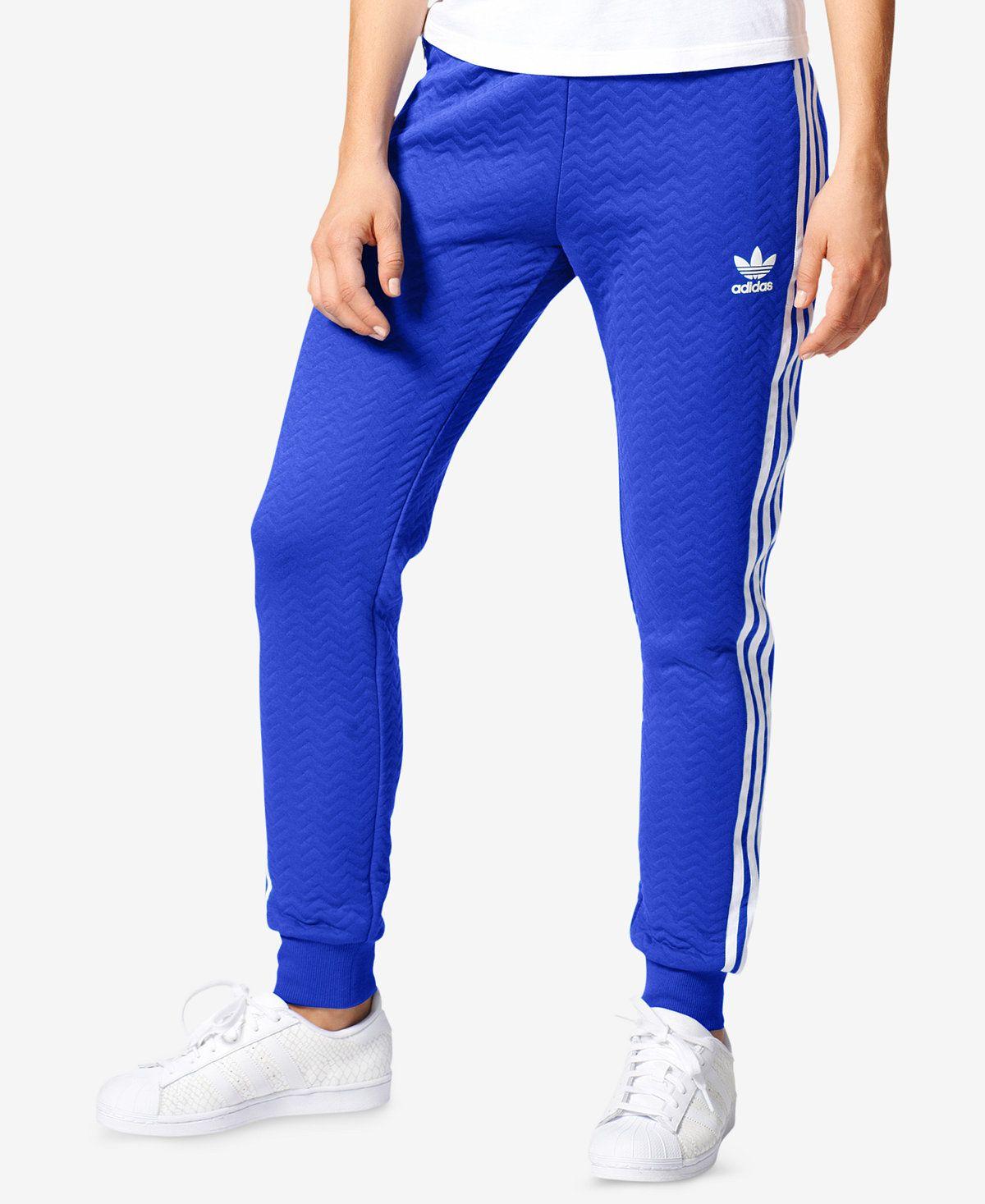 1da6ad96f3 adidas Originals Cuffed Track Pants - Adidas Tracksuit - SLP ...