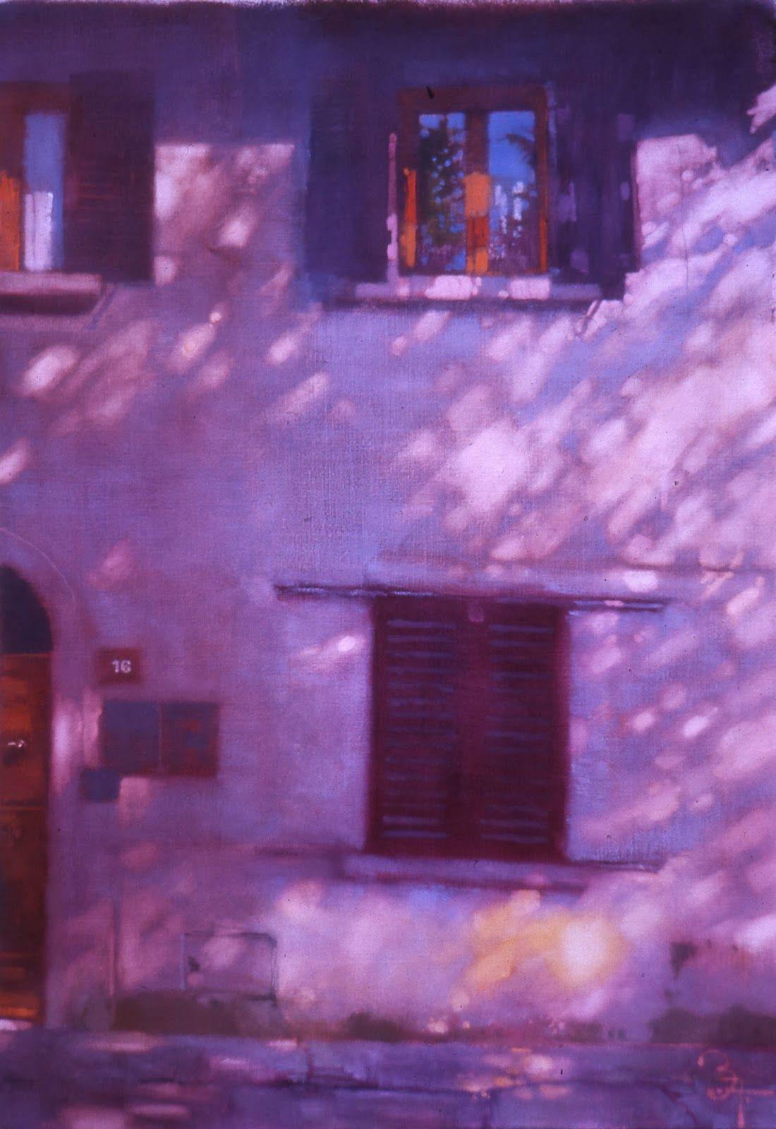 Bernie Fuchs - Italian Shadows