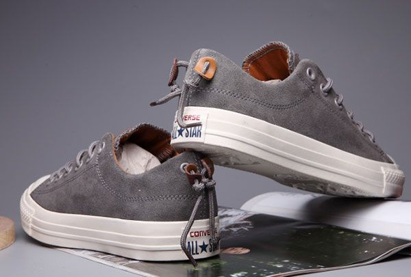 febc11cb14d9 Limited Editon Grey Low Suede Converse x Clot x Undefeated CT All Star Bow  Back  S56312  -  58.00   New Converse American and british Flag and converse  ...